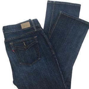 NWOT Levi 525 jeans flap pocket size 12
